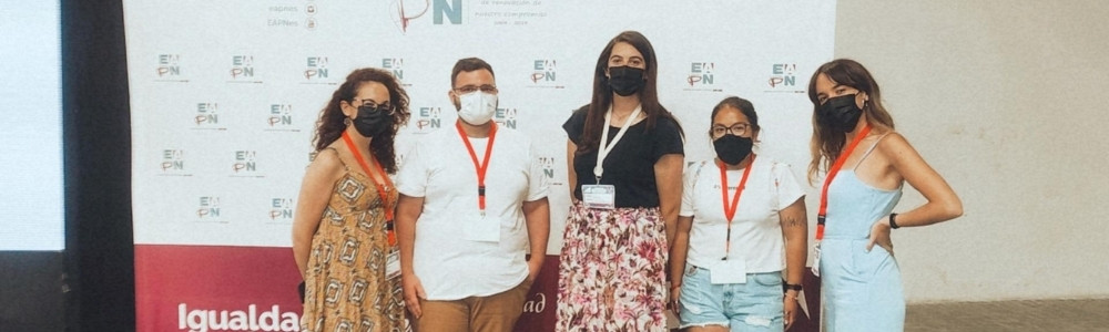 EAPN-CLM participa en el Encuentro Estatal de Participación Juvenil