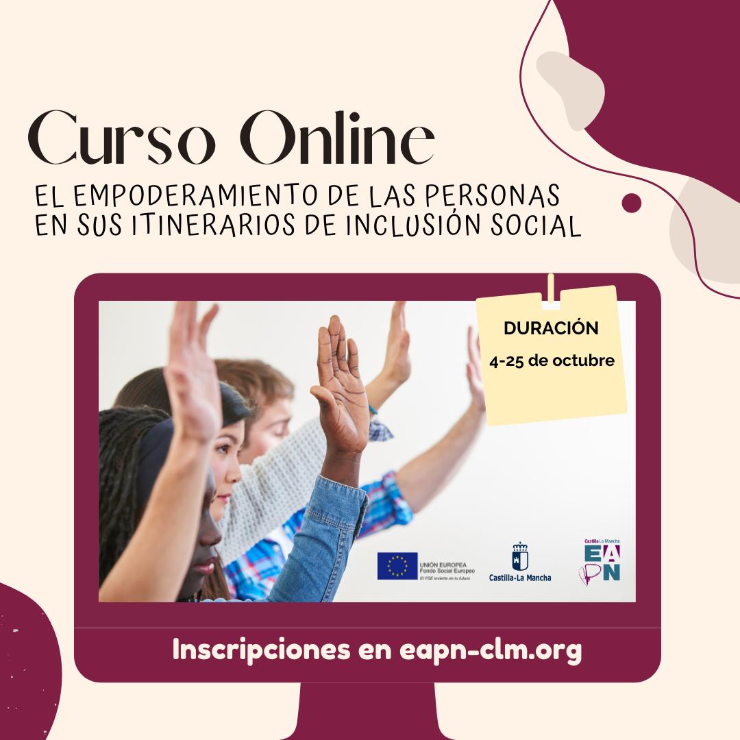 Curso online Empoderamiento